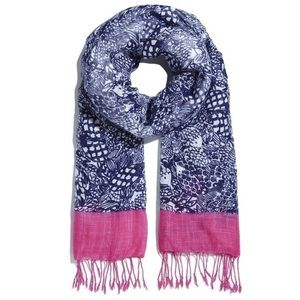 Lilly Pulitzer for Target Upstream Fringe Scarf